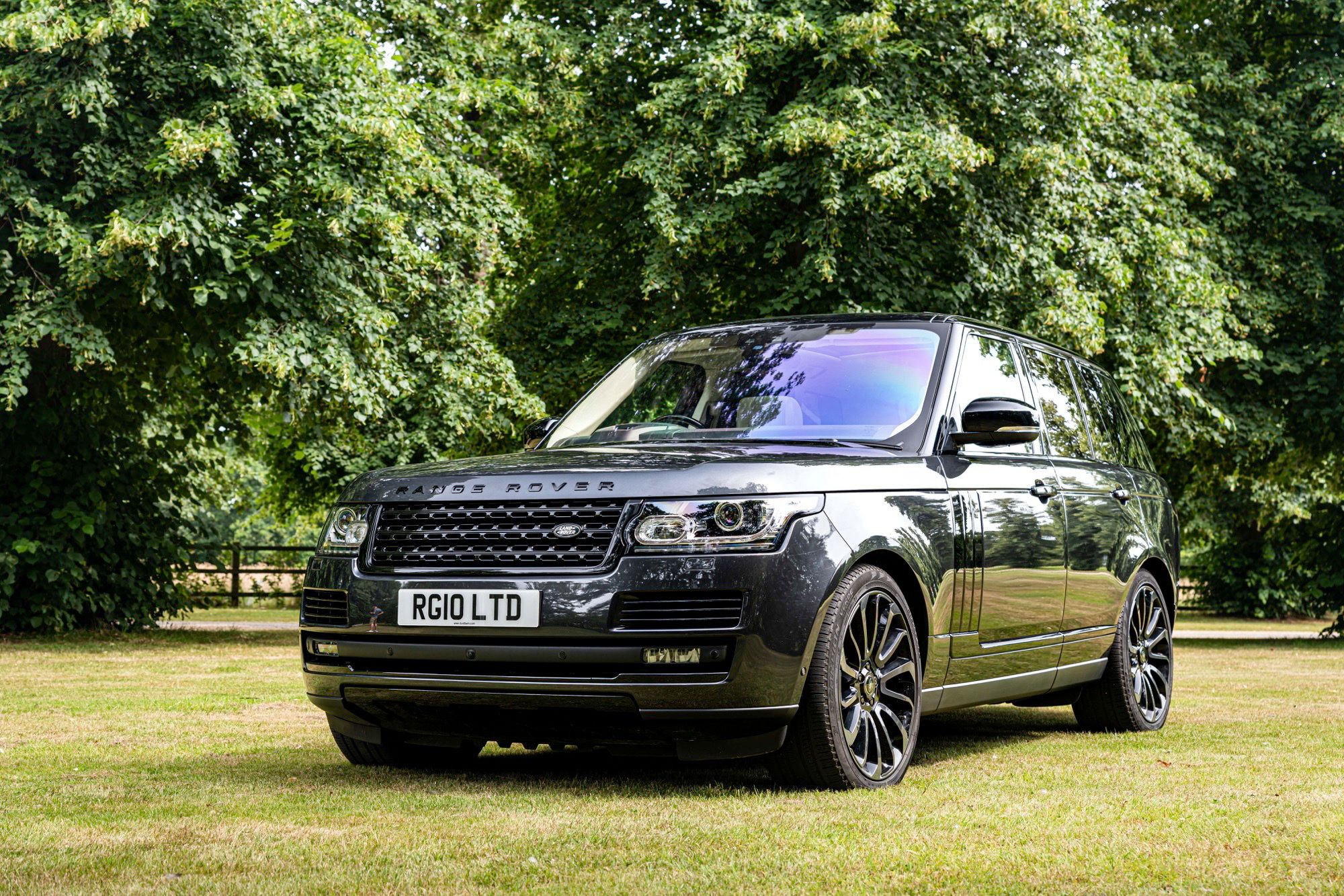 2017 (17) Range Rover 5.0 V8 Supercharged Autobiography